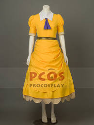 Procosplay Size Chart Details About Tarzan Jane Porter Dress Cosplay Costume Party