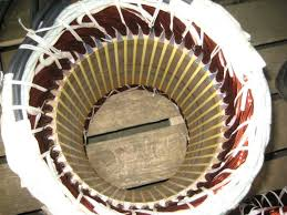 generator stator windings what s going on ece generator stators look a little something like this instead