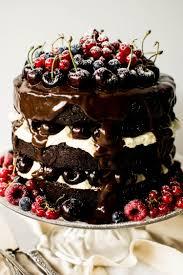 Black Forest Gateau Recipe Bon Appétit Black Forest Cake