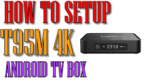 💡 How to setup your Android TV Box T95M 4K - YouTube