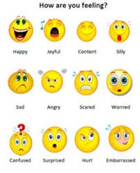 Emoji Feelings Chart Free Printable Www Bedowntowndaytona Com