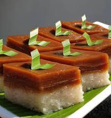 Resep talam ketan gula merah enak dan legit bahan : Talam Ketan Sarikaya Ketan By Ayuaudrey91 Indonesian Desserts Cookie Recipes Food