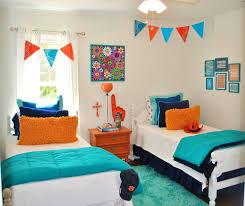 Orange Bedroom Decor Turquoise And Orange Bedroom