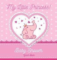 <b>My Little Princess</b>! Baby Shower Guest Book PDF ...