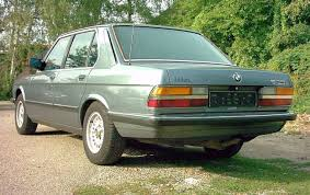 3DTuning of BMW 5 Series Sedan 1981 3DTuning.com - unique on-line ...