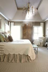 Beautiful French Bedroom Designs Ideas 18