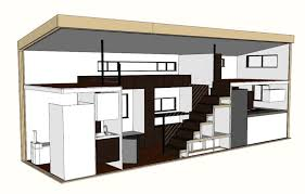 Tiny House Plans hOMe Architectural Plans - 01