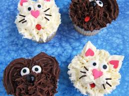 Dog Cupcakes And Cat Cupcakes So Cute And So Easy Video