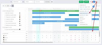 Freedcamp Gantt Chart Plan Your Teams Workload With The New Resource View