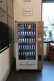 Vending Machines San Diego Ca Beauteous Champagne Vending Machine Inside Provisional Picture Of Pendry San
