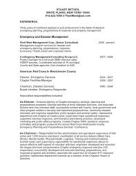 Emt Resume Examples Examples Of Resumes