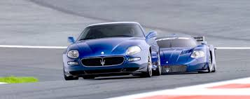 the best cars in the world: Maserati Gransport MC Victory US-spec ...