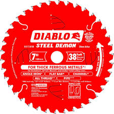 Diablo 10 In. X 84 Tooth Laminate/Non Ferrous Metal Cutting Saw Blade D1084L    The Home Depot