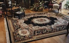 elegant fine black aubuson oriental rug nejad rugs nejad com traditional living
