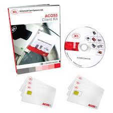 amp; Active Client Acos5 Kit Solutions Rfid Cards Smart HwaHIx0qT