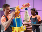 Image result for cake wars