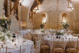 Jay Archer Floral Design Tithe Barn Wedding With Bride In Watters Flowers By Jay Archer
