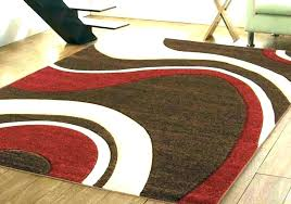 red brown cream rugs rug small area for living room satisfying grey geometric tags regarding and red brown rugs