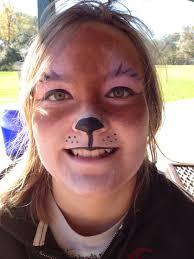 realistic red panda face painting facebook com facepaintingbymarli