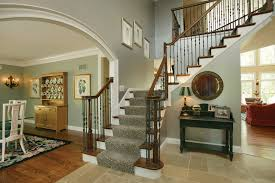 Foyer House Luca Traditional Home Plan D Plans on Foyer I Can See Kids  Sliding Down