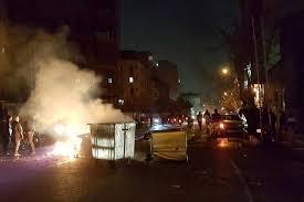 Resultado de imagen para protestas en iran 2018