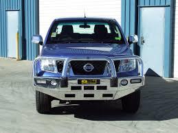 Ecb Bumper Lights Nissan Navara D40 Australian Bull Bars