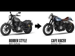 2014 yamaha xvs950 bolt to caf racer concept bike conversion