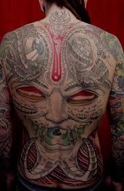 Nejlepší Tetování Na Zadní Straně Mužů Pánské Tetování Na Zadní Straně