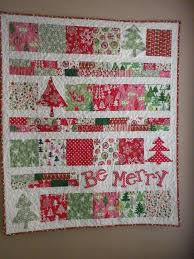 309 best Christmas Quilts images on Pinterest | Kid quilts, Quilt ... & Christmas Quilts Adamdwight.com