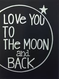 Quote I Love You To The Moon And Back Custom Download I Love You To The Moon Quotes Ryancowan Quotes