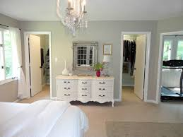 divine master bedroom decorating designs with cool chandelier as well as walk in closet design ideas