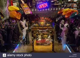 The Interior Of The Costume Shop HALLOWEEN ADVENTURE Ion Greenwich Village,  Manhattan, New York City.
