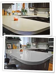 Paint your kitchen counters.