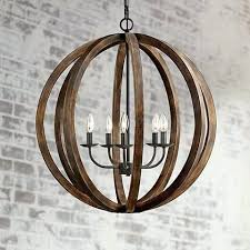 weathered wood chandelier distressed wood chandelier best of weathered oak wood orb pendant light rustic white wood chandelier