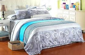 blue and gray bedding sets simple bedroom with teal grey simple bedding sets fl gray blue