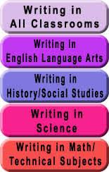 writing in history social studies writing in social studies left sidebar