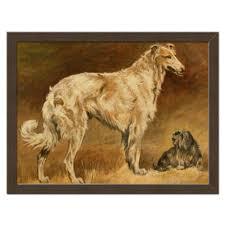 <b>Холст 30</b>×<b>40</b> Собаки #2306320 от Apfelbaum