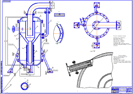 Модернизация системы сбора и подготовки нефти и газа Модернизация  Модернизация системы сбора и подготовки нефти и газа Модернизация вертикального газожидкостного сепаратора Курсовая работа