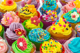 colorful cupcakes. Fine Cupcakes Share  Inside Colorful Cupcakes R