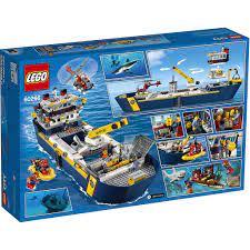Đồ chơi LEGO CITY - Tàu Thám Hiểm Đại Dương - Mã SP 60266 tại Hà Nội