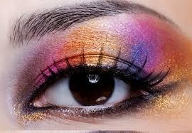 makeup ideas bright eye makeup as women beauty