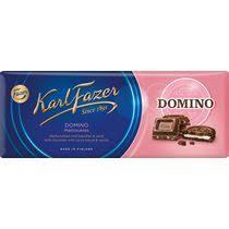 <b>Шоколад</b> Karl Fazer молочный с шоколадным <b>Domino</b> печеньем и ...