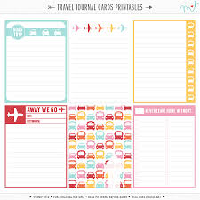 trip planner templates travel planner printable oyle kalakaari co