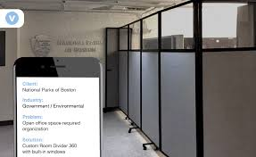 office space divider. Versare Room Divider Office Space I