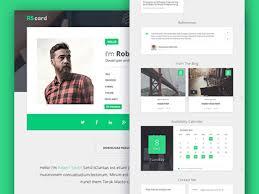 Resume Portfolio Classy Portfolio Cv Design Kazanklonecco