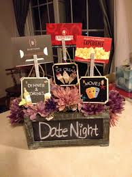 gift baskets for couples.  Gift Date Night Basket For Jack U0026 Jill Raffle Raffle Gift Ideas Bridal  For Baskets Couples O