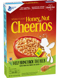 buzzbee is missing from honey nut cheerios bo to raise pollinator awareness image handout