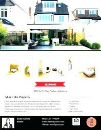 Rental Flyer Template Free Property Apartments Lovely Awesome