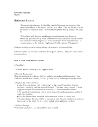 Letter Of Recommendation Wording Mediafoxstudio Com