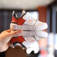 Giày Thể Thao Thoáng Khí Thời Trang Xuân Thu 2020 Cho Bé Trai 1-6 Tuổi tại  Nước ngoài